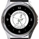 Wisbech St Mary FC Round Metal Watch