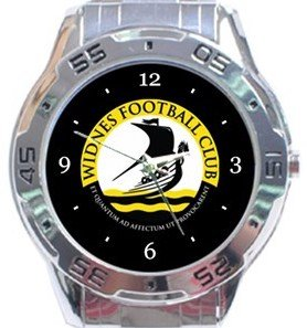 Widnes FC Analogue Watch