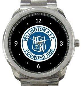 Willington AFC Sport Metal Watch