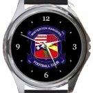 Winterton Rangers FC Round Metal Watch