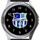 Wodson Park FC Round Metal Watch