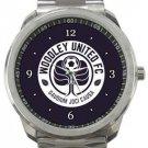 Woodley United FC Sport Metal Watch