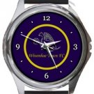 Wivenhoe Town FC Round Metal Watch