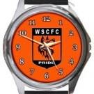 Wolverhampton Sporting Community FC Round Metal Watch