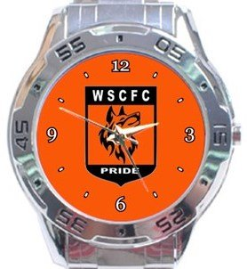Wolverhampton Sporting Community FC Analogue Watch