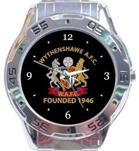Wythenshawe Amateurs FC Analogue Watch