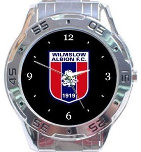 Wilmslow Albion FC Analogue Watch