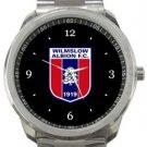 Wilmslow Albion FC Sport Metal Watch