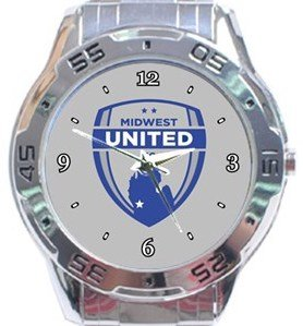 Midwest United FC Analogue Watch