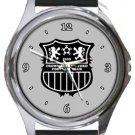 Crowmarsh Gifford FC Round Metal Watch