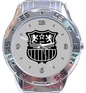 Crowmarsh Gifford FC Analogue Watch