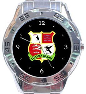Thames Rugby Analogue Watch