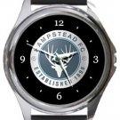 Hampstead FC Round Metal Watch