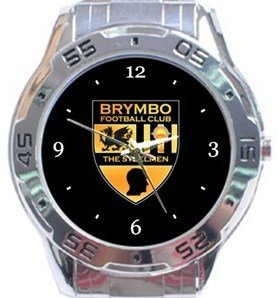 Brymbo FC Analogue Watch