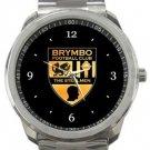 Brymbo FC Sport Metal Watch