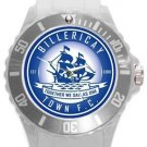 Billericay Town FC Plastic Sport Watch In White