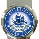 Billericay Town FC Money Clip Watch
