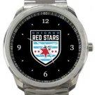 Chicago Red Stars FC Sport Metal Watch