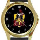 Atlanta Beat FC Gold Metal Watch