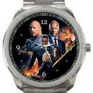 Fast & Furious Hobbs & Shaw Sport Metal Watch
