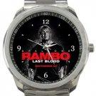 Rambo Last Blood Sport Metal Watch