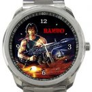 Rambo First Blood Sport Metal Watch