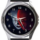 It Chapter Two Clown Round Metal Watch
