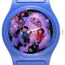 Cute Abominable Blue Plastic Watch