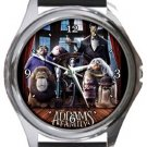 The Addams Family 2019 Round Metal Watch