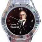 Franklin D. Roosevelt Analogue Watch