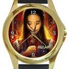 Mulan 2020 Gold Metal Watch