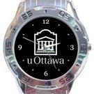 University of Ottawa Analogue Watch