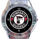 Quebec Remparts Analogue Watch