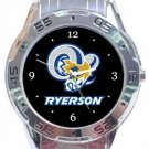 Ryerson University Rams Analogue Watch