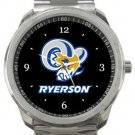 Ryerson University Rams Sport Metal Watch
