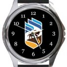 University of Manitoba Bisons Round Metal Watch
