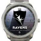 Carleton University Ravens Sport Metal Watch