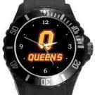 Queen's University Golden Gaels Plastic Sport Watch In Black