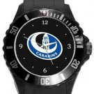Universite de Montreal Carabins Plastic Sport Watch In Black