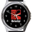University of the West of England Bristol Round Metal Watch