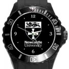 Newcastle University Plastic Sport Watch In Black