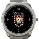 University of Exeter Sport Metal Watch