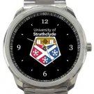 University of Strathclyde Sport Metal Watch