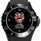 London South Bank University Plastic Sport Watch In Black
