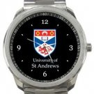 University of St Andrews Sport Metal Watch