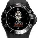 Royal Holloway University of London Plastic Sport Watch In Black