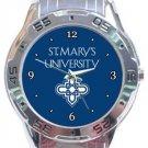 St Mary's University Analogue Watch
