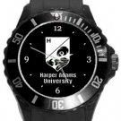 Harper Adams University Plastic Sport Watch In Black
