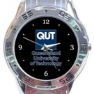 Queensland University of Technology Analogue Watch