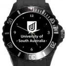University of South Australia Plastic Sport Watch In Black